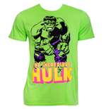 The Incredible Hulk Retro Fist T-Shirt