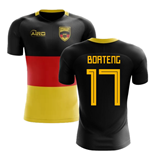 2020-2021 Germany Flag Concept Football Shirt (Boateng 17)
