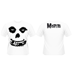 Misfits T-shirt All Over Skull