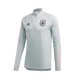2020-2021 Germany Training Top (Clear Grey)