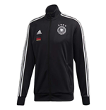 2020-2021 Germany 3S Track Top (Black)