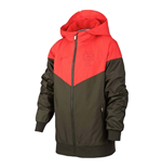 2020-2021 Portugal Authentic Windrunner Jacket (Kids)