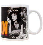 Pulp Fiction Mia 11oz Ceramic Mug