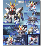 Bb Gundam Strike Freedom #288 Model Kit