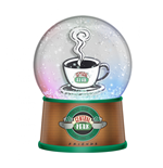 Friends Central Perk 6 Inch Light Up Snow Globe