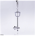 Kingdom Hearts Metal-Keychain Keyblade Starlight