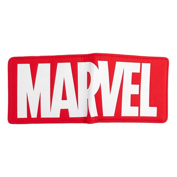 Marvel by Loungefly Wallet Logo