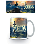 The legend of zelda Mug - TZZE1