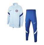 2020-2021 Chelsea Nike Dry Tracksuit (Blue) - Kids