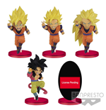Dragon Ball Z: Dokkan Battle WCF ChiBi Figures 7 cm Assortment Vol. 1 (12)