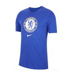 2020-2021 Chelsea Evergreen Crest Tee (Blue)
