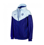 2020-2021 Chelsea Authentic Windrunner Jacket (Blue)