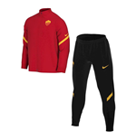 2020-2021 Roma Dry Tracksuit (Red)