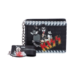 Kiss Wallet With Chain The Demon (WALLET)