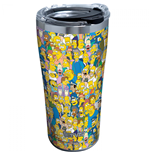 The Simpsons Cast 20 Oz. Stainless Tervis® Tumbler