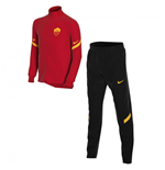 2020-2021 Roma Dry Tracksuit (Red) - Kids