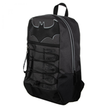 Batman Symbol with Bungees Backpack