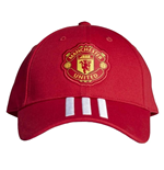 2020-2021 Man Utd Baseball Cap (Red)