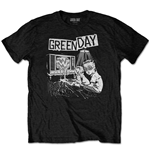 Green Day Unisex Tee: TV Wasteland