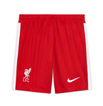 2020-2021 Liverpool Home Shorts (Red) - Kids