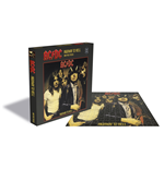 AC/DC Puzzle Highway To Hell (1000 Piece Jigsaw PUZZLE)