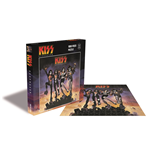 Kiss Puzzle Destroyer (1000 Piece Jigsaw PUZZLE)