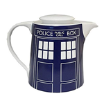 Doctor Who Home Accessories Tardis Door Panel Teapot