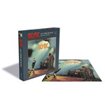 AC/DC Puzzle Let There Be Rock (500 Piece Jigsaw PUZZLE)