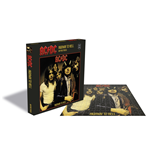 AC/DC Puzzle Highway To Hell (500 Piece Jigsaw PUZZLE)