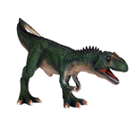 ANIMAL PLANET Deluxe Giganotosaurus Dinosaur Toy Figure, Unisex, Three Years and Above, Multi-colour