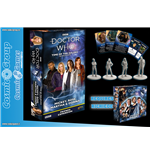 Doctor Who Totd Friends Expansion  2 Board Game