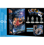 Doctor Who Totd Friends Expansion  1 Board Game