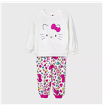 Hello Kitty Cuddle Fleece 2-Piece Pajama Set
