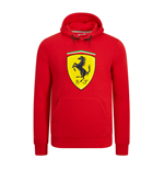 Mens Hooded Sweet Red