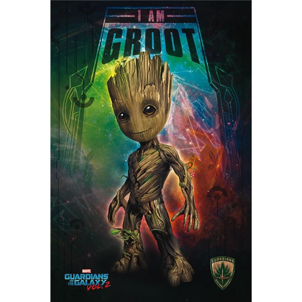 Guardians of the galaxy Poster - PSGDG1
