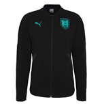 2020-2021 Austria Casuals Jacket (Black)