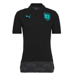 2020-2021 Austria Casuals Polo Shirt (Black)