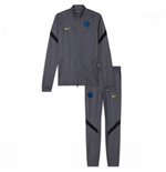 2020-2021 Inter Milan Dry Strike Tracksuit (Dark Grey)