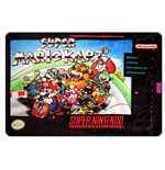 Super Mario Kart Nintendo Fleece Throw Blanket