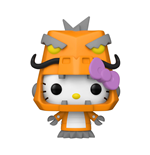 Hello Kitty Kaiju POP! Sanrio Vinyl Figure Hello Kitty Mecha Kaiju 9 cm
