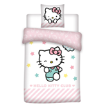 Hello Kitty Single Duvet Set