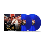 Vynil Queen - Onstage 1977-1985 (Blue Vinyl) (2 Lp)