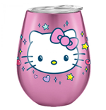 Hello Kitty Stainless Tumbler with Lid