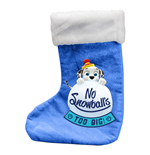 PAW PATROL No Snowball's Too Big Children's My Filled Christmas Stocking with 80 Creative Accessories, Unisex, Ages Three Years and Above, Blue/White