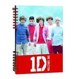 One Direction Notepad 415233