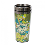 Teenage Mutant Ninja Turtles Mutated in 1984 - 16oz Travel Mug