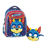 Paw Patrol (LG) backpack 25 Chase 3D with mask