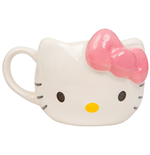 Hello Kitty Bow 3D Mug