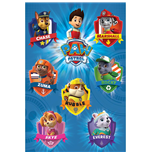 Paw Patrol Poster Crests 74