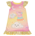 Peppa Pig Sweet Dreams Toddler Pajama Night Gown